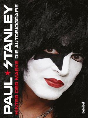 cover image of Hinter der Maske--Die Autobiografie