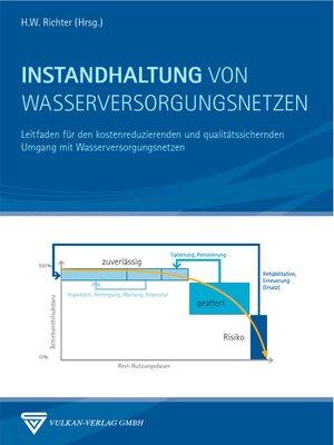 cover image of Instandhaltung von Wasserversorgungsnetzen