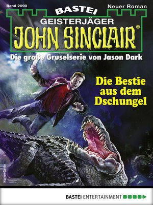 cover image of John Sinclair 2090--Horror-Serie
