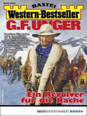 cover image of G. F. Unger Western-Bestseller 2356--Western