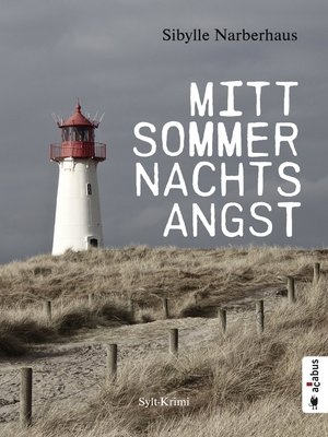 cover image of Mittsommernachtsangst. Sylt-Krimi