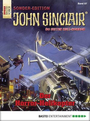 cover image of John Sinclair Sonder-Edition 87--Horror-Serie