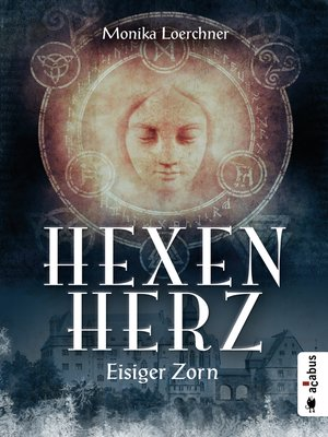 cover image of Hexenherz. Eisiger Zorn