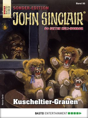 cover image of John Sinclair Sonder-Edition 95--Horror-Serie