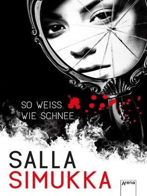 cover image of So weiß wie Schnee