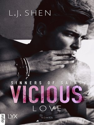 cover image of Vicious Love