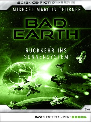 cover image of Bad Earth 14--Science-Fiction-Serie