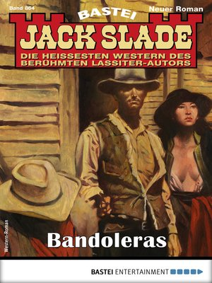 cover image of Jack Slade 864--Western