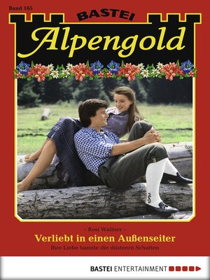 cover image of Alpengold--Folge 165