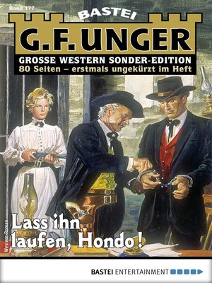 cover image of G. F. Unger Sonder-Edition 177--Western
