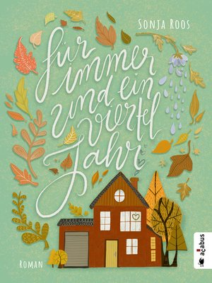 cover image of Für immer und ein Vierteljahr