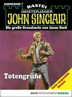 cover image of John Sinclair--Sammelband 7