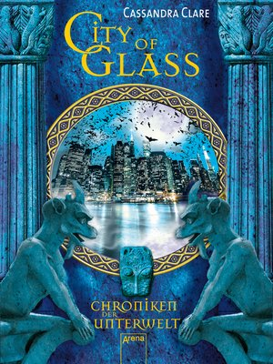cover image of City of Glass