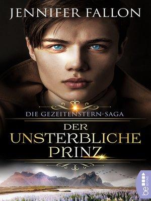 cover image of Gezeitenstern-Saga--Der unsterbliche Prinz