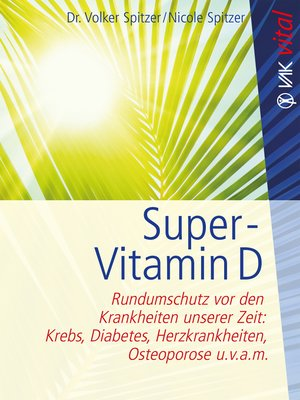 cover image of Super-Vitamin D