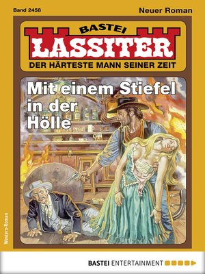cover image of Lassiter 2458--Western