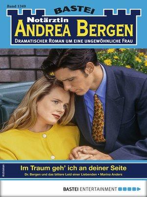 cover image of Notärztin Andrea Bergen 1349--Arztroman