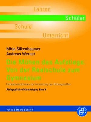 cover image of Die Mühen des Aufstiegs