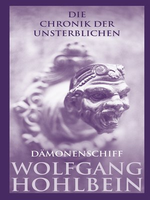 cover image of Die Chronik der Unsterblichen--Das Dämonenschiff