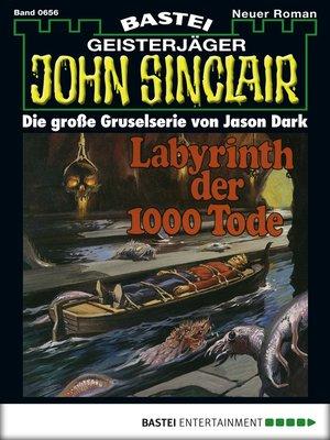cover image of John Sinclair--Folge 656