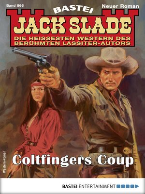 cover image of Jack Slade 866--Western