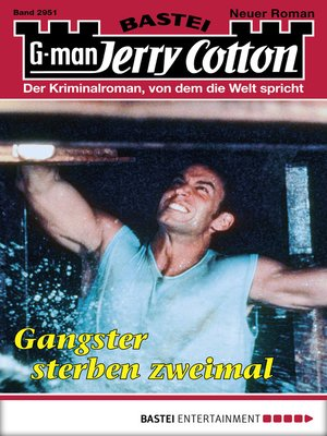 cover image of Jerry Cotton--Folge 2951