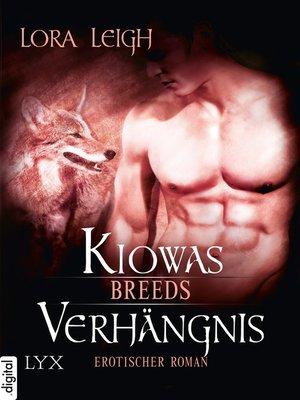 cover image of Breeds--Kiowas Verhängnis