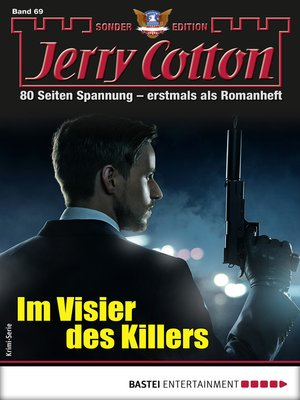cover image of Jerry Cotton Sonder-Edition 69--Krimi-Serie