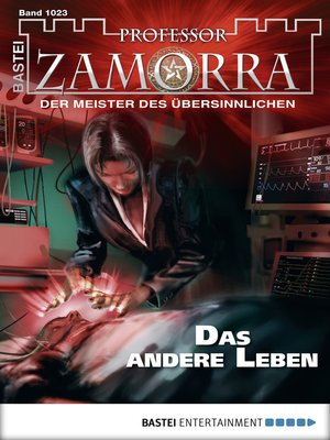 cover image of Professor Zamorra--Folge 1023