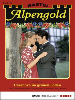 cover image of Alpengold--Folge 162