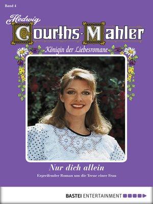 cover image of Hedwig Courths-Mahler--Folge 004