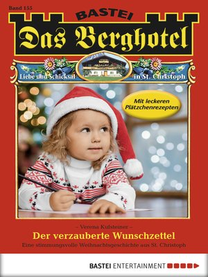 cover image of Das Berghotel--Folge 155