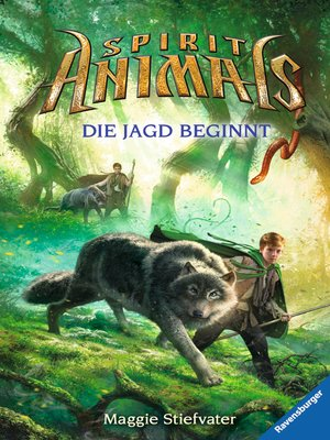 cover image of Spirit Animals 2