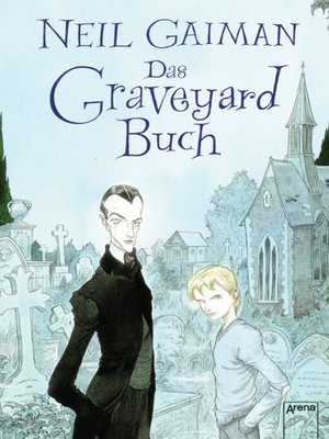 cover image of Das Graveyard Buch