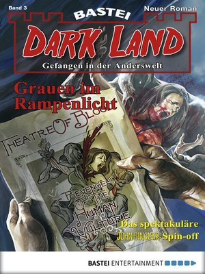 cover image of Dark Land--Folge 003