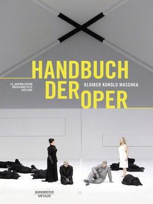 cover image of Handbuch der Oper