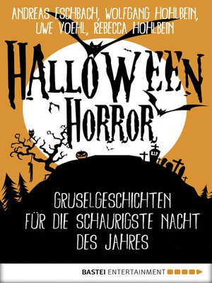 cover image of Halloween Horror