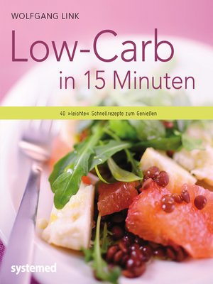 cover image of Low-Carb in 15 Minuten