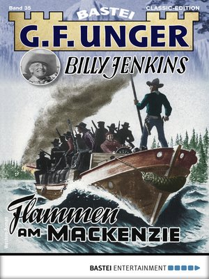 cover image of G. F. Unger Billy Jenkins 35--Western