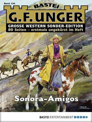 cover image of G. F. Unger Sonder-Edition 134--Western