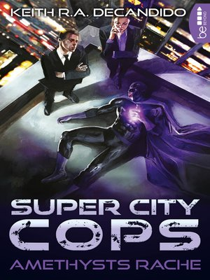 cover image of Super City Cops--Amethysts Rache