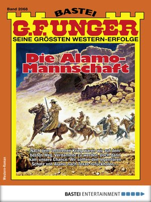 cover image of G. F. Unger 2068--Western
