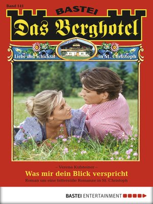 cover image of Das Berghotel--Folge 141