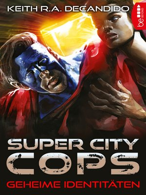 cover image of Super City Cops--Geheime Identitäten