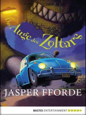 cover image of Das Auge des Zoltars