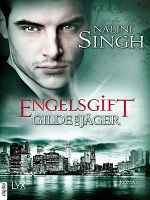 cover image of Gilde der Jäger--Engelsgift