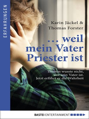 cover image of ... weil mein Vater Priester ist