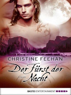 cover image of Der Fürst der Nacht