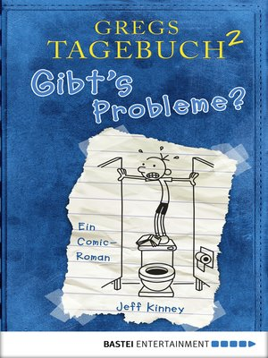 cover image of Gregs Tagebuch 2--Gibt's Probleme?