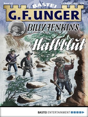 cover image of G. F. Unger Billy Jenkins 41--Western